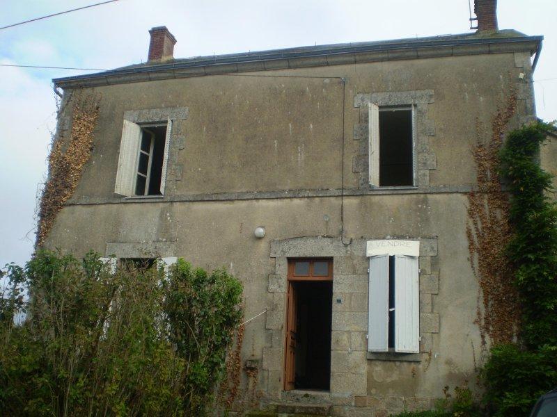 Vente maison villa maison r nover avec grange et - Renover sa maison gratuitement ...